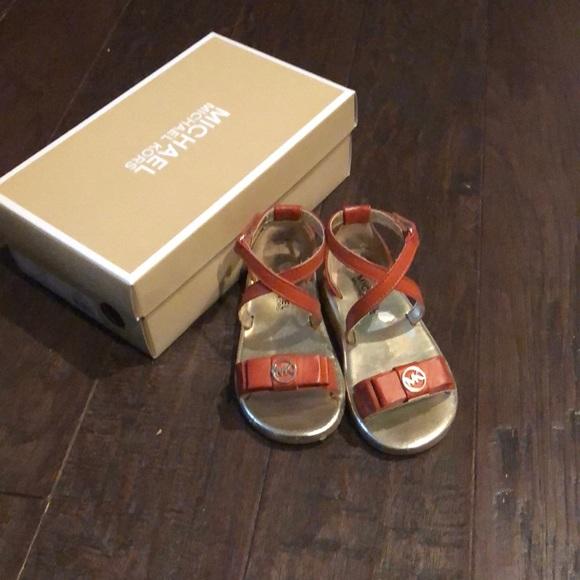 MICHAEL Michael Kors Other - Toddler Girls sandals MK